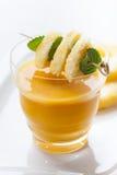 Frullato dell'ananas Immagini Stock Libere da Diritti