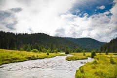 frumoasa rzeka Obraz Royalty Free