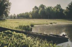 Fruska gora National Park, Serbia. Exploring beautiful landscapes of Serbia Royalty Free Stock Photos