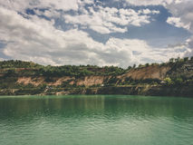 Fruska gora National Park, Serbia. Exploring beautiful landscapes of Serbia Stock Photography