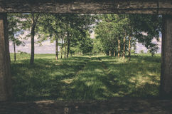 Fruska gora park narodowy, Serbia Zdjęcie Stock
