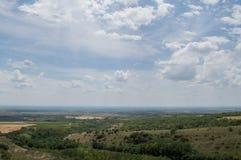 Fruska gora park narodowy, Serbia Obraz Stock