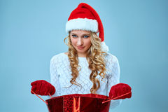 Frustrated and annoyed beautiful young woman Royalty Free Stock Photo