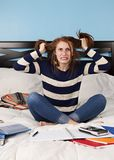 Frustrated! Stock Photography