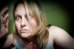 Frustrated Woman Stock Photos