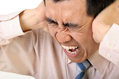 Frustration Royalty Free Stock Photos