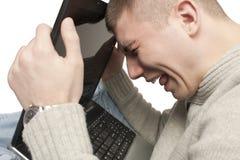 Frustration Stock Images