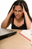 Frustration Royalty Free Stock Image