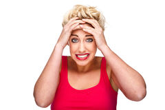 Free Frustration, Stress And Confusion Stock Images - 17051994