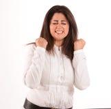frustriert Lizenzfreie Stockfotos