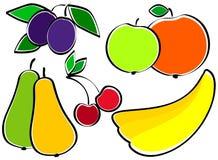 Fruta útil Fotografia de Stock