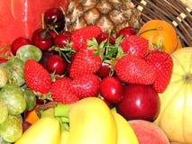 Fruta 01 foto de stock