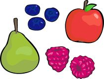 Fruta libre illustration