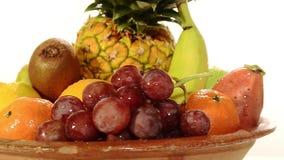 fruta video estoque