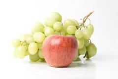 Fruta aislada Foto de archivo libre de regalías