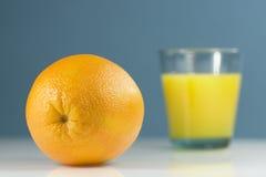 Fruta alaranjada fotografia de stock