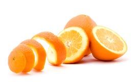 Fruta alaranjada fotografia de stock royalty free