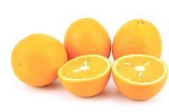 Fruta alaranjada fresca Fotografia de Stock