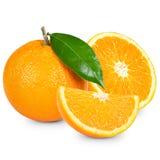 Fruta anaranjada Fotos de archivo