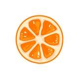 Fruta anaranjada Fotografía de archivo