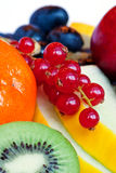 Fruta Assorted foto de stock