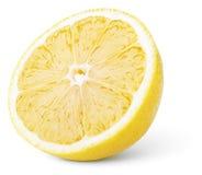 Fruta cítrica del limón Fotos de archivo