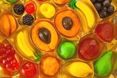 Fruta clasificada Imagen de archivo libre de regalías