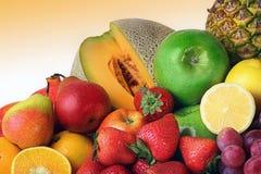 Fruta colorida Imagenes de archivo
