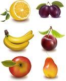 Fruta combinada Imagen de archivo