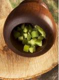 Fruta cristalizada Fotos de Stock