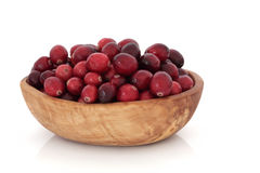 Fruta da airela Imagem de Stock