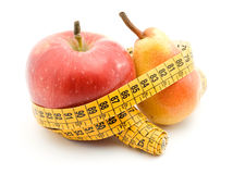 Fruta da dieta Fotos de Stock Royalty Free