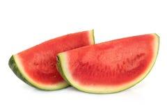 Fruta da melancia Imagem de Stock