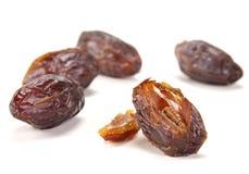 Fruta da tâmara seca Imagem de Stock