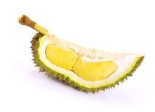 Fruta de Asia del Durian, durian aislado en el fondo blanco Imagen de archivo libre de regalías