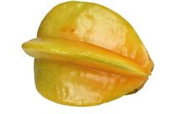 Fruta de cinco estrelas Fotografia de Stock