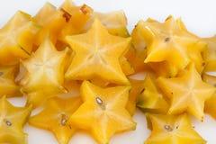 Fruta de estrela Fotografia de Stock Royalty Free