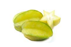 Fruta de estrela imagem de stock