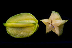 Fruta de estrella Fotos de archivo libres de regalías