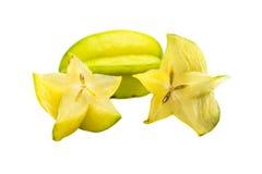 Fruta de estrella Imagen de archivo libre de regalías
