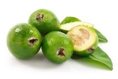 Fruta de Feijoa Fotos de archivo