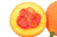 Fruta de Gac, Jackfruit do bebê fotos de stock