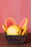 Fruta de Goiaba imágenes de archivo libres de regalías