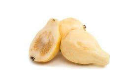 Fruta de guayaba amarilla Fotografía de archivo