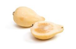 Fruta de guayaba amarilla Imágenes de archivo libres de regalías