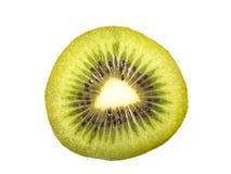Fruta de kiwi cortada Fotos de archivo libres de regalías