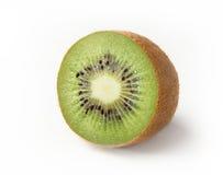 Fruta de kiwi en el fondo blanco Foto de archivo libre de regalías