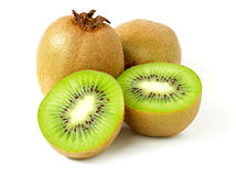Fruta de kiwi madura Imagenes de archivo