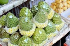 Fruta de la anona Foto de archivo libre de regalías