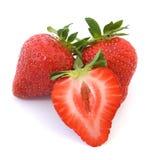 Fruta de la fresa Imagen de archivo